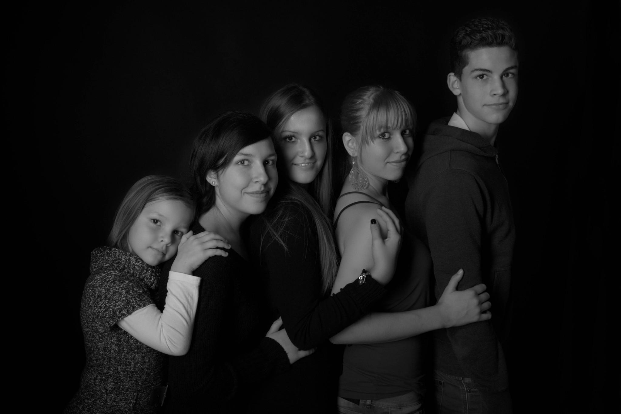 Familien gruppen homepage 01 manfred karner fotokunst for Js innendekoration